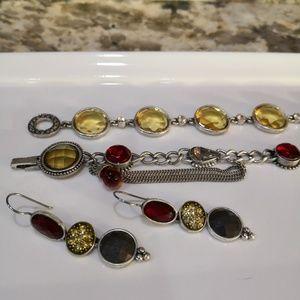Jewelry - Bracelets and earrings